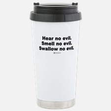 Unique Throated Travel Mug