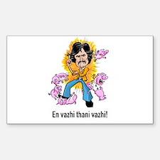 Superstar Rajinikant Decal