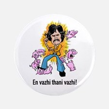 Superstar Rajinikant Button