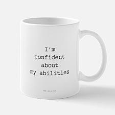 Millionaire In Training: Confident Abilities Mugs
