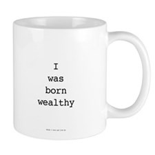 Millionaire In Training: Born Wealthy Mugs