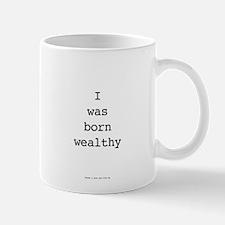 Millionaire In Training: Born Wealthy Mugs