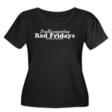 Cute Red friday T