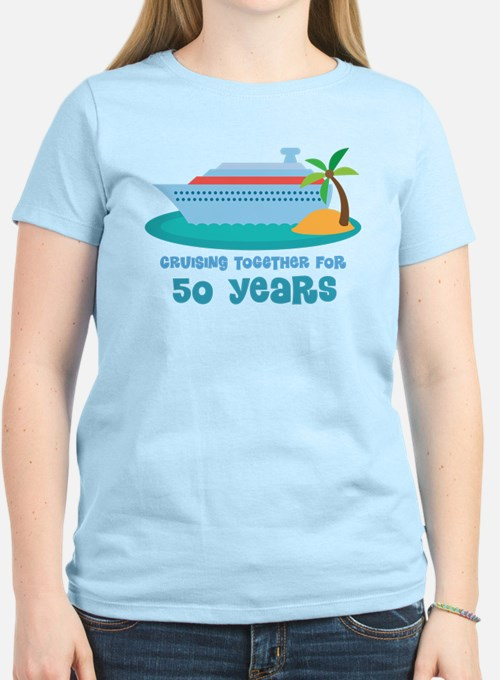 Cute 50 years T-Shirt