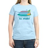 50th anniversary cruise Women's Light T-Shirt