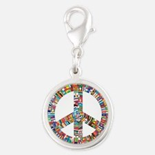 Peace to All Nations Charms