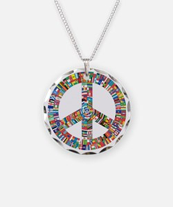 Peace to All Nations Necklace