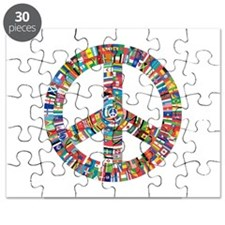 Peace to All Nations Puzzle