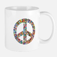 Peace to All Nations Mugs
