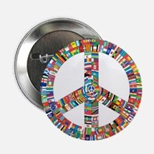 """Peace to All Nations 2.25"""" Button"""