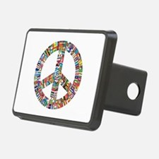 Peace to All Nations Hitch Cover
