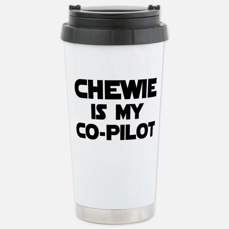 Cute Chewie Travel Mug