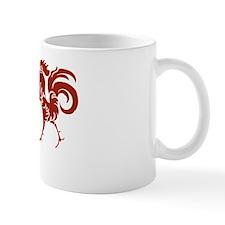 Cocky Small Mug