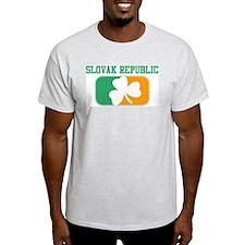 SLOVAK REPUBLIC irish T-Shirt