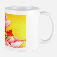 Cactus Flower Floral Mug Mugs