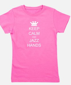 Unique Keep and dance on Girl's Tee