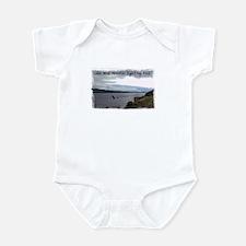 Loch Ness Monster Sighting Infant Bodysuit