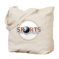 Cute Eight ball Tote Bag