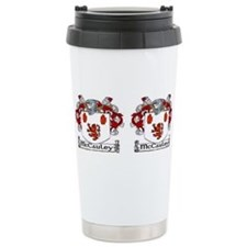 Cute Irish crest Travel Mug