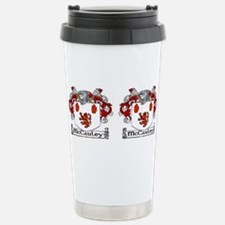 Unique Surname Travel Mug
