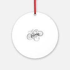 Inspire Round Ornament