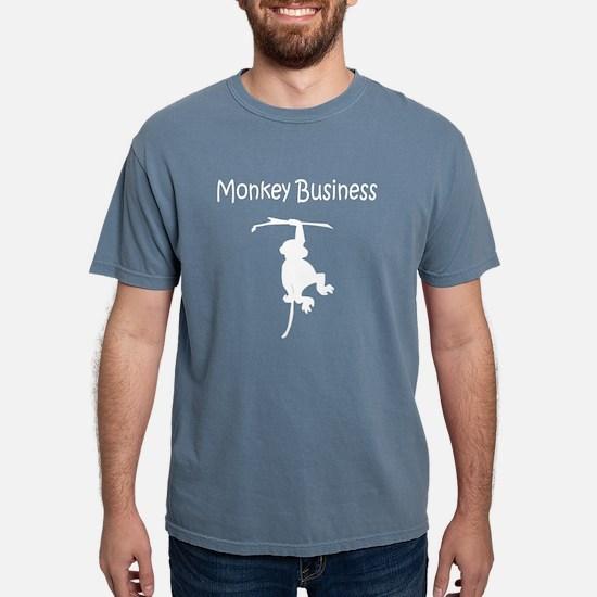 Monkey Business Black T-Shirt