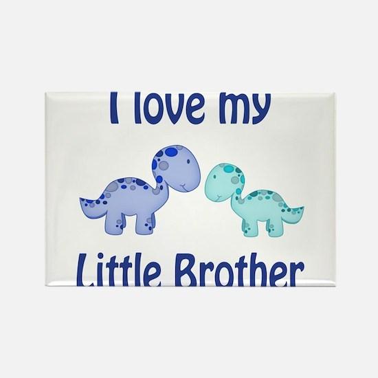 Cute I%27m a big brother Rectangle Magnet