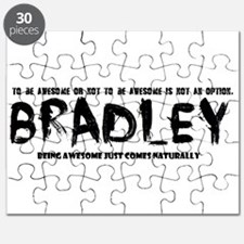 Bradley : awesome Puzzle