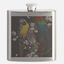 Unique Conure Flask