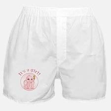 Baby girl (elephant) Boxer Shorts