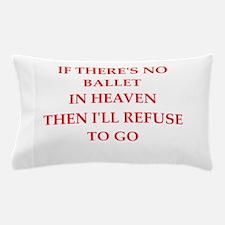 ballet Pillow Case