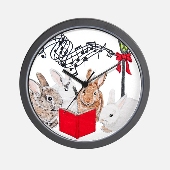Do you Hare what I Hare? Wall Clock