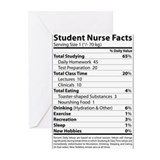 Nursing student Greeting Cards