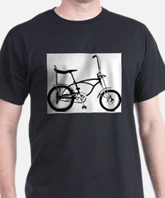 Unique Lowrider banana seat bike T-Shirt