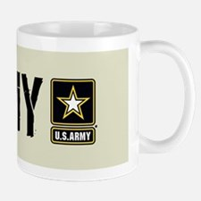 U.S. Army: Army (Sand) Mug