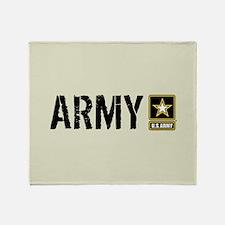 U.S. Army: Army (Sand) Throw Blanket