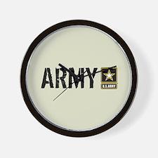 U.S. Army: Army (Sand) Wall Clock