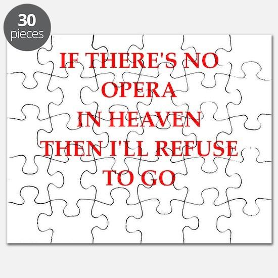 opera Puzzle