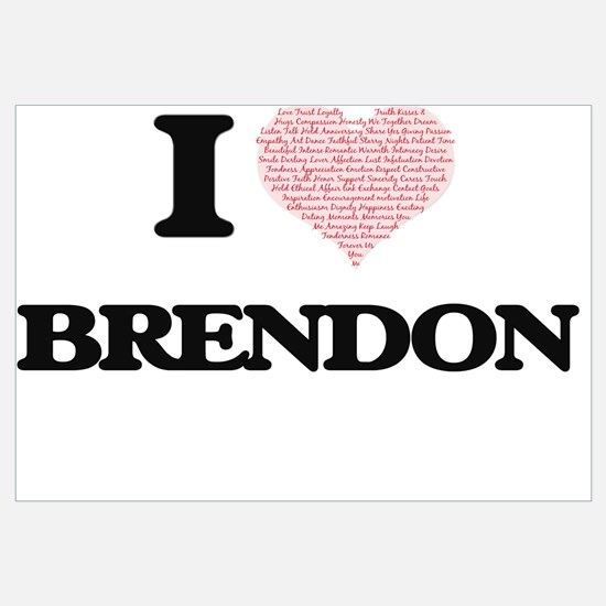 Cool Brendon Wall Art