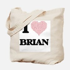 Unique Brian Tote Bag