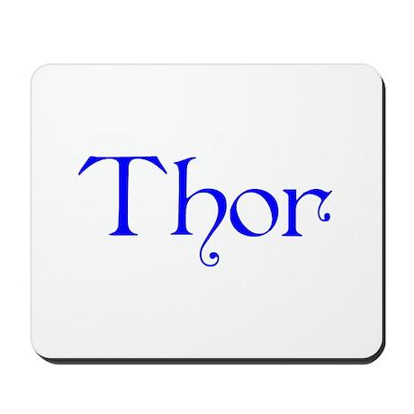 Thor Four Store Mousepad