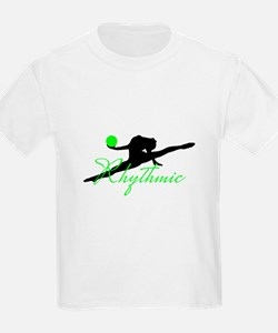 Green Rhythmic Gymnast T-Shirt