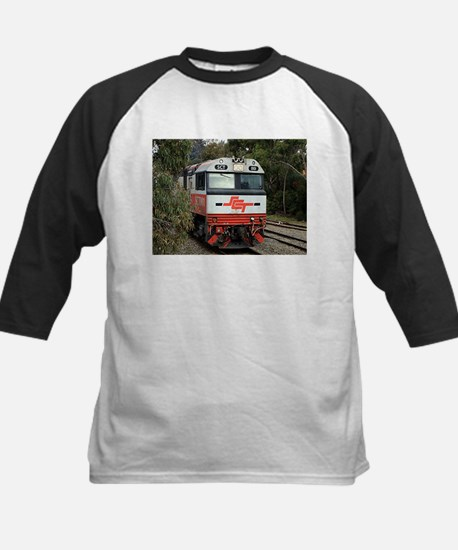 SCT train locomotive engine, Austr Baseball Jersey