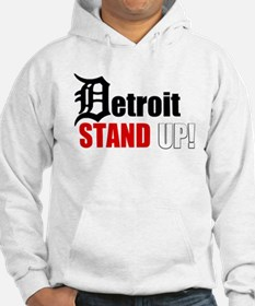 Detroit STAND UP Hoodie
