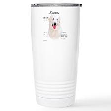Cute Kuvasz Travel Mug