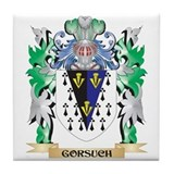Gorsuch family Tile Coasters