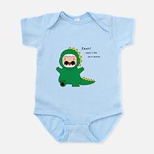 Cute Dinosaur Infant Bodysuit