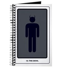 The Devil Tarot Journal