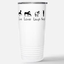 Unique Arabian horse Travel Mug