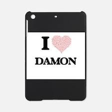 I Love Damon (Heart Made from Love iPad Mini Case